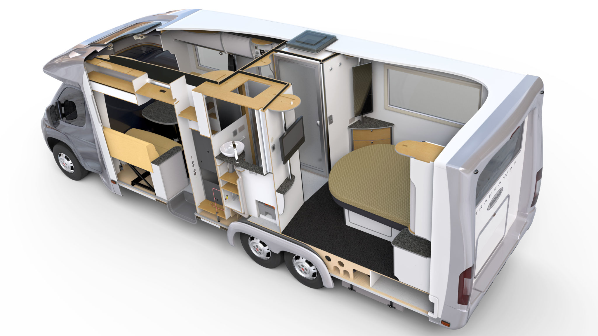 Motorhome Floor Plans Novedades Solidworks 2018 Solidbi