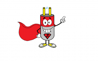 El nuevo Super Héroe de la oficina: ¡SUPER S!