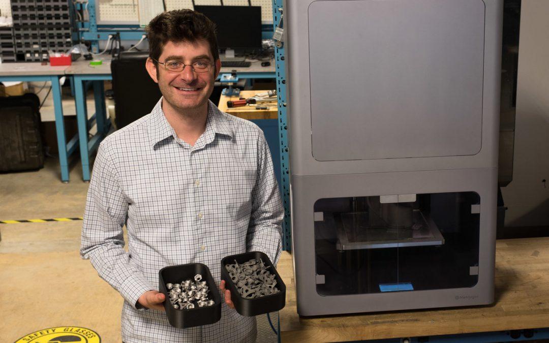 Un joven emprendedor cambia el rumbo de la Impresión 3D