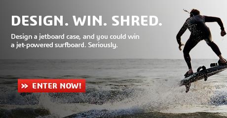 Concursa y gana una tabla de surf con SOLIDWORKS