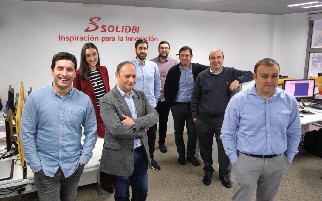 SOLIDBI en los medios. Entrevista a la empresa gipuzkoana experta en  soluciones que aceleran los procesos de desarrollo de productos