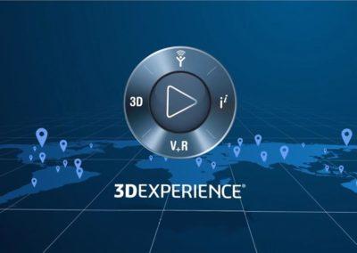 Conoce cómo funciona la plataforma 3DEXPERIENCE