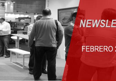 NEWSLETTER FEBRERO: SOLIDBI en los medios. Novedades SOLIDWORKS y consejos para la aceleración en los procesos de desarrollo de productos