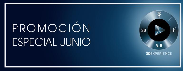 ¡Condiciones especiales compranto tu SOLIDWORKS en Junio!