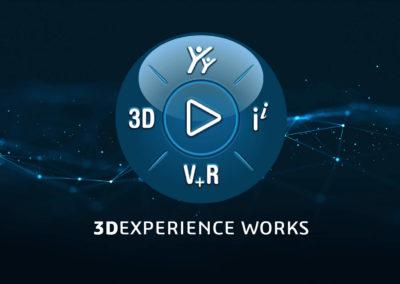 Planificador de proyectos en la 3DEXPERIENCE WORKS