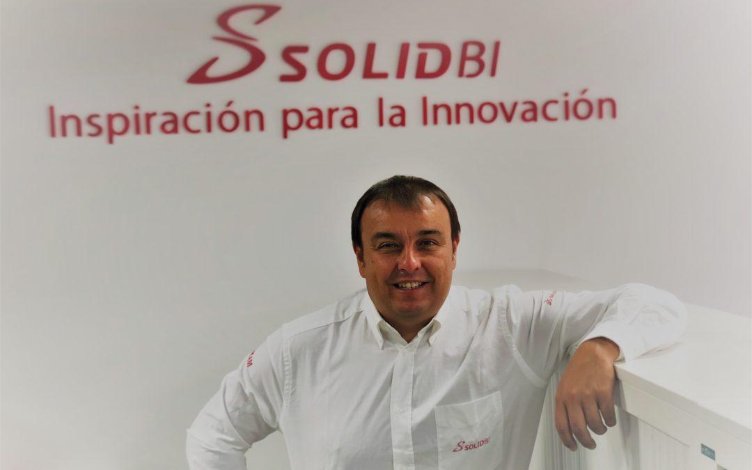 """SOLIDBI, protagonista en """"Estrategia Empresarial"""""""