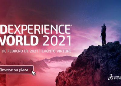 3DEXPERIENCE WORLD 2021 | ONLINE