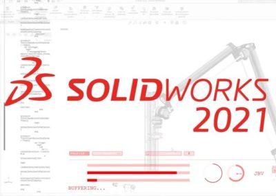 Novedades más destacadas SOLIDWORKS 2021