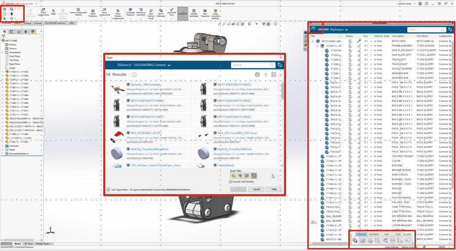 3DEXPERIENCE SOLIDWORKS Roles ¿En qué se diferencian de SOLIDWORKS Desktop?