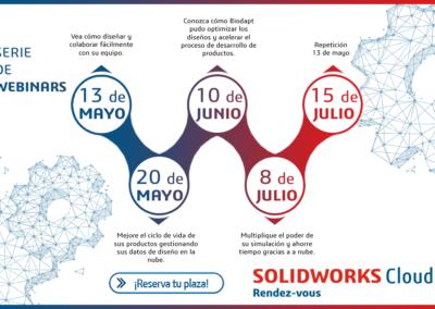 Diferénciate de la competencia con SOLIDWORKS Cloud