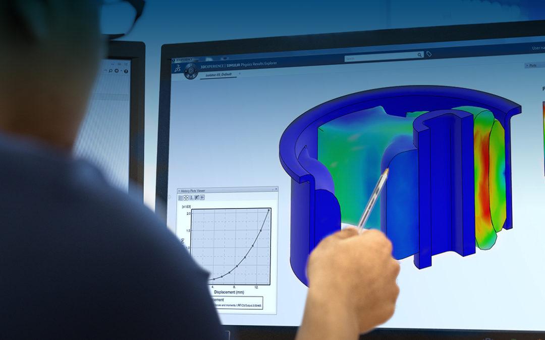 5 razones por las que los usuarios de SOLIDWORKS Simulation Premium deberían considerar 3DEXPERIENCE® Works Structural Simulation